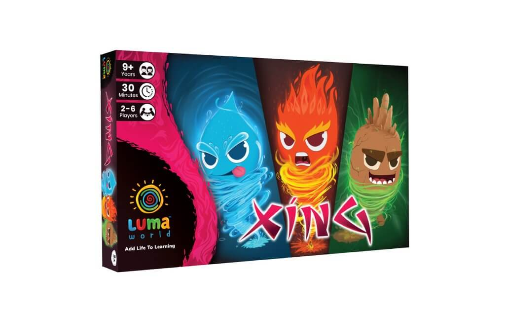 Xing ~ A token placement Strategy Board Game-1