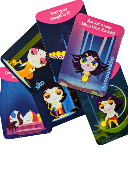 Special cards
